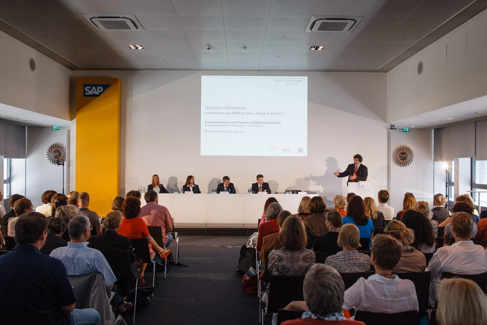 BMBF Konferenz 2012